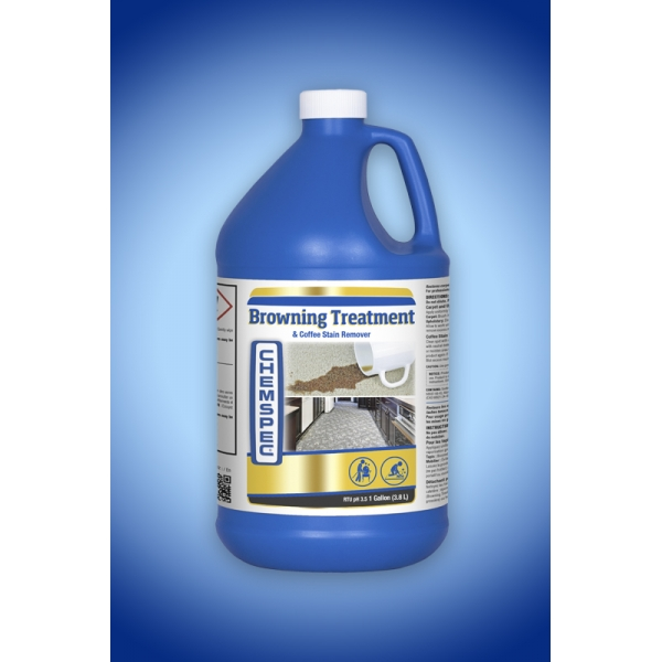 Пятновыводитель BROWNING TREATMENT & Coffee Stain Remover, 3,78L