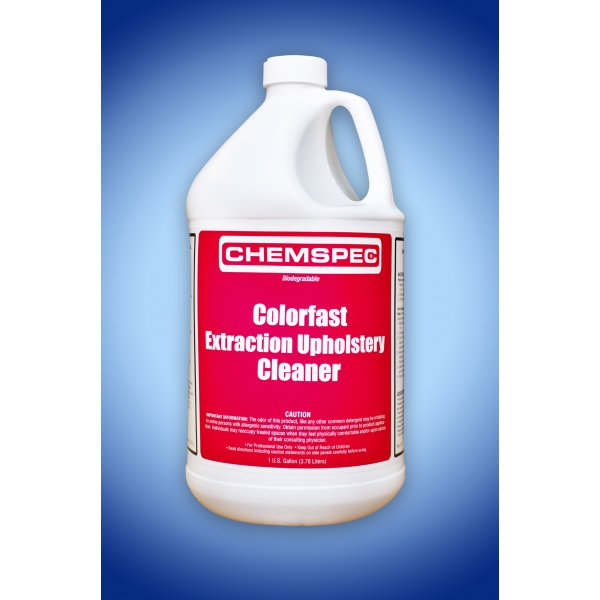 Colorfast Extraction Upholstery Cleaner 3,78L