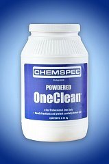 One Clean Powdered Detergent 2,72kg